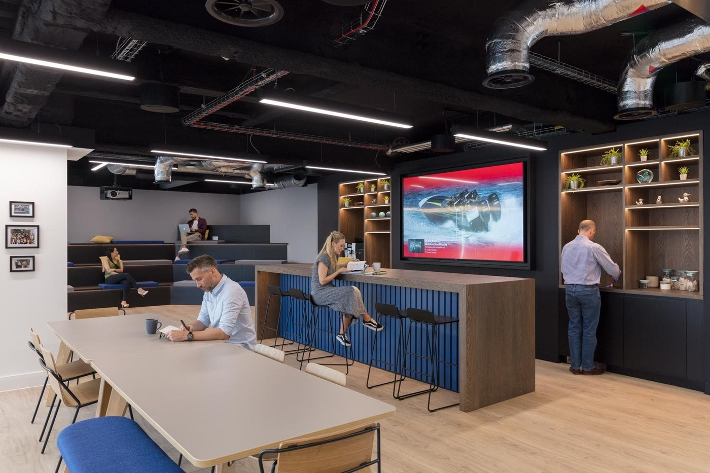 Foundry workspace